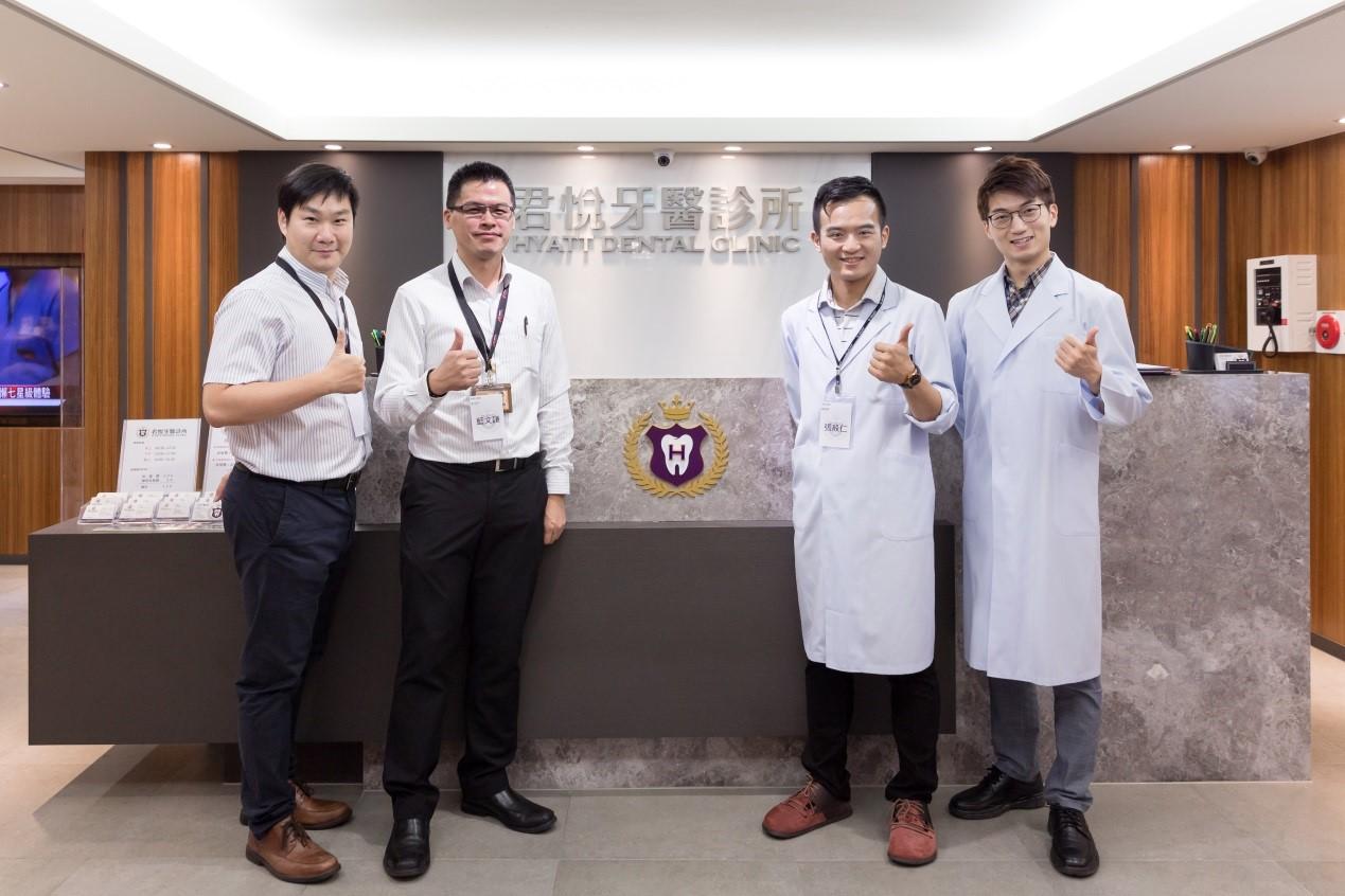 最新消息_【牙醫診所辦迎新】五星級服務讓師生樂開懷